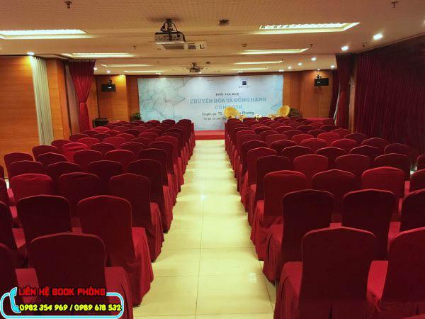Không gian hội thảo tại Co-working Space khác với không gian phòng hội thảo chuyên nghiệp như nào ?