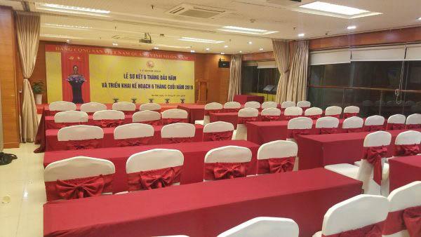 Dịch vụ cho thuê phòng hội thảo, hội nghị sang trọng, đẳng cấp đầy đủ tiện nghi
