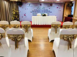 www.123nhanh.com: Cho thuê hội trường tổ chức lễ ký kết. Liên hệ