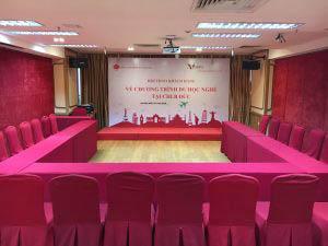 cho thuê phòng hội thảo tại Hà Nội