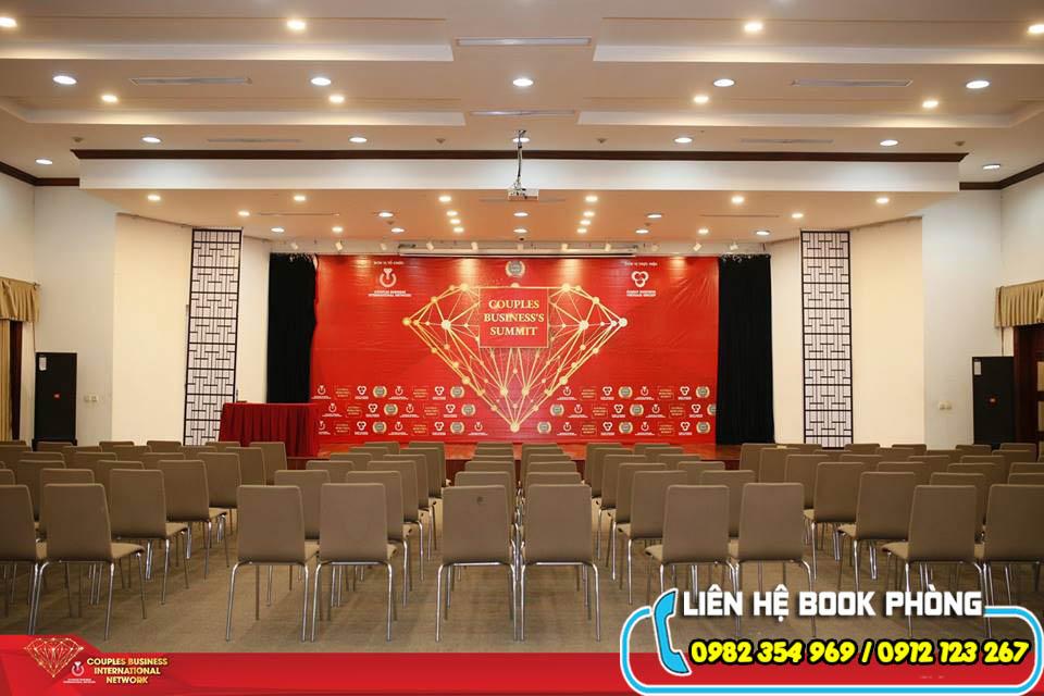 Cho thuê hội trường, phòng đào tạo tại khu vực quận Thanh Xuân