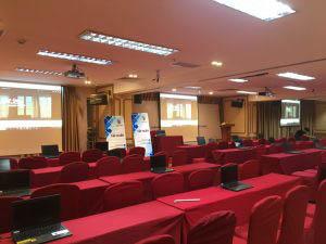 """Chương trình Tập huấn """"Phần mềm quản lý tổ chức hành nghề công chứng"""" tại Hội trường Vplace"""