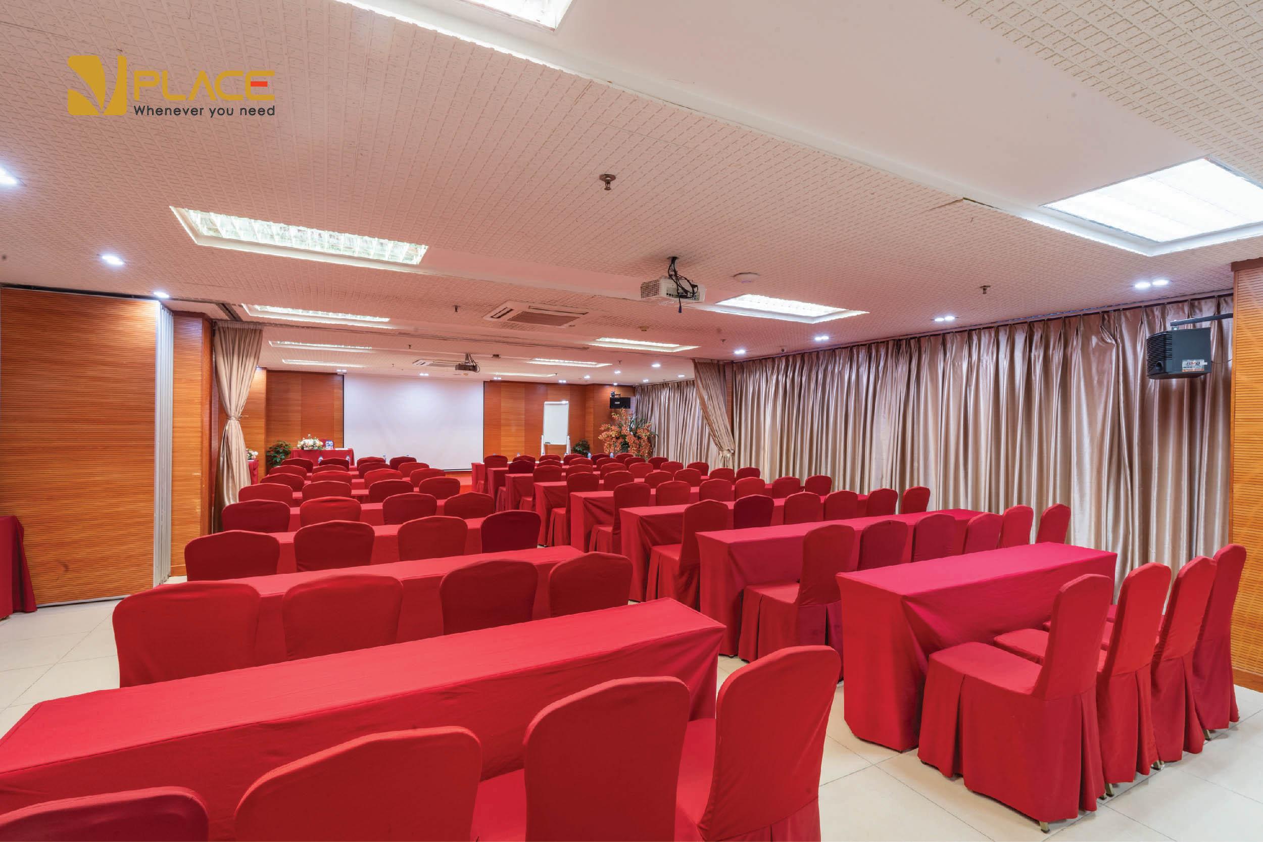 thuê phòng để tổ chức hội thảo