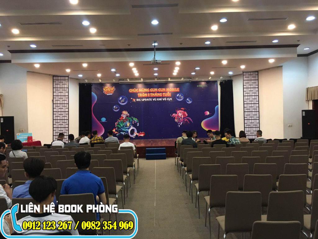 4 bước tìm địa điểm cho thuê phòng hội thảo giá rẻ tại Hà Nội