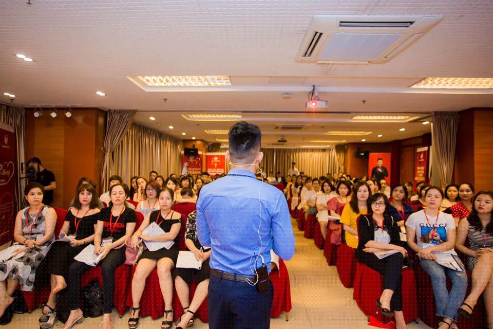 Cho thuê hội trường mới thiết bị chất lượng cao tại Hà Nội