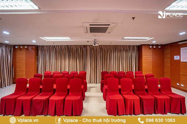 Địa điểm tổ chức workshop