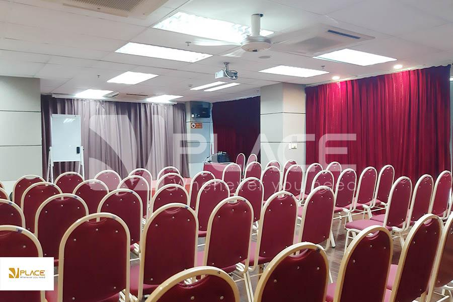 Hội thảo tại hội trường VPLACE
