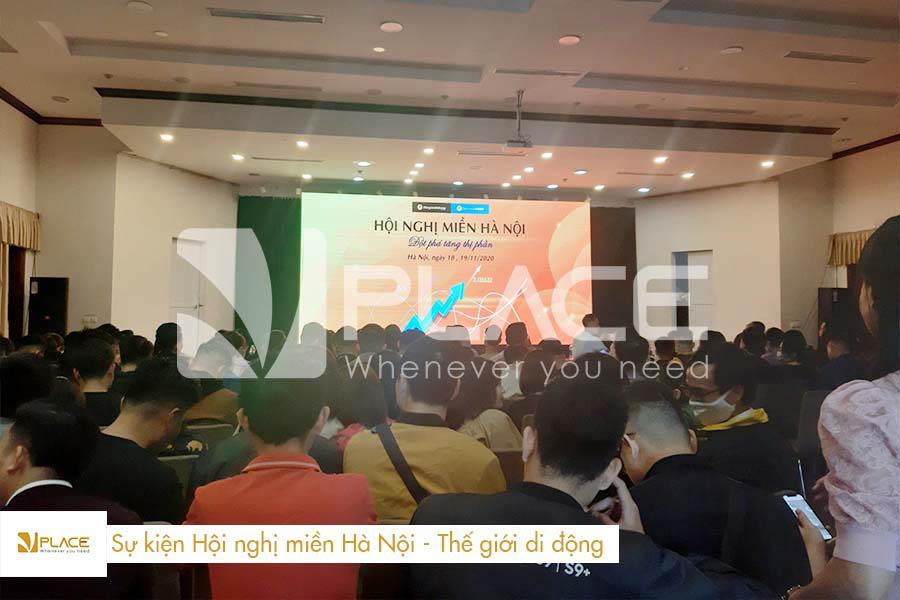 Sự kiện Hội nghị miền Hà Nội tại hội trường 300 chỗ Nguyễn Trãi