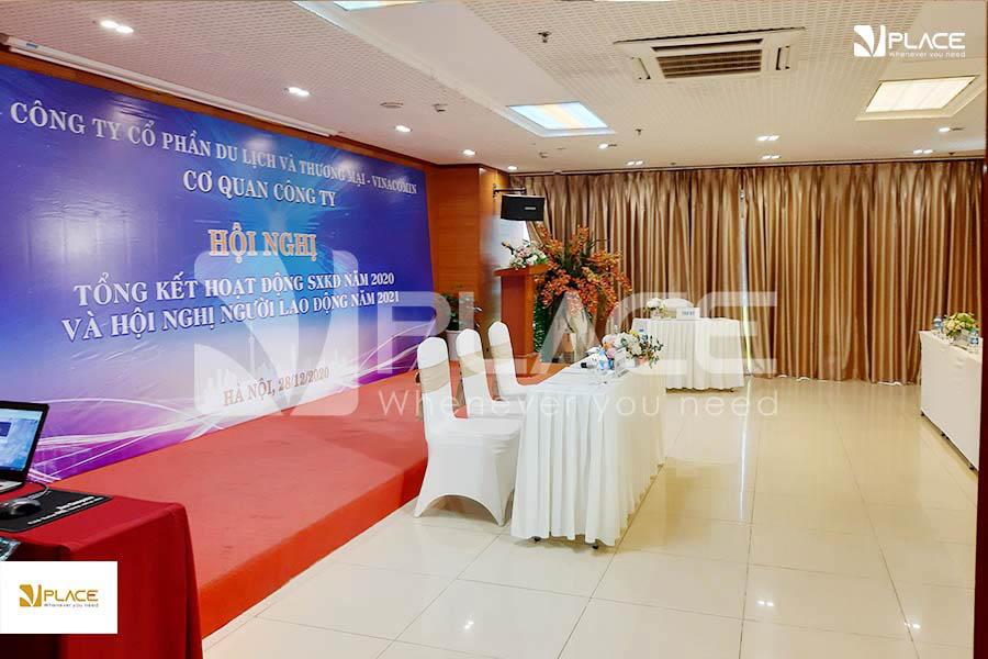 Doanh nghiệp tổ chức hội nghị tổng kết cuối năm